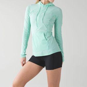 Lululemon Runbeam hoodie